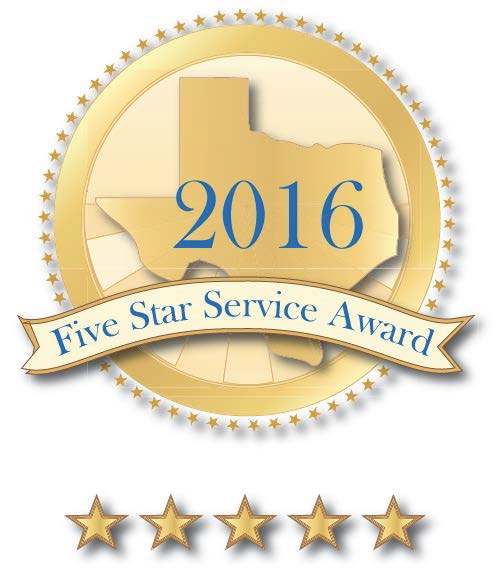 5 Star Award Logo 2016