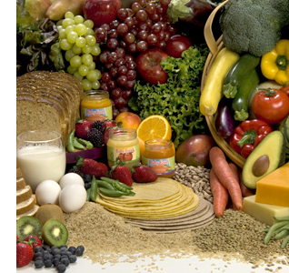 Texas WIC food packages include fresh fruit, vegetables and whole grains