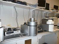 PCR testing equipment