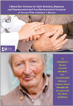 Clinica Best Practices for the Early Detection, Diagnosis, and Pharmaceutical and Non- Pharmaceutical Treatment of Persons with Alzheimer's Disease Cover