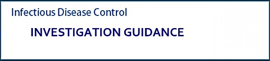 Investigation Guidance LOGO