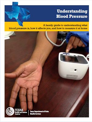 English Blood Pressure Guide Cover