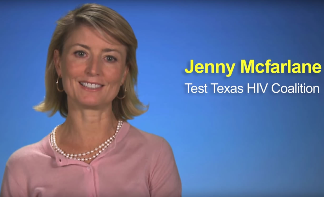 Video: Intro to Implementing Routine HIV Testing in Texas Course