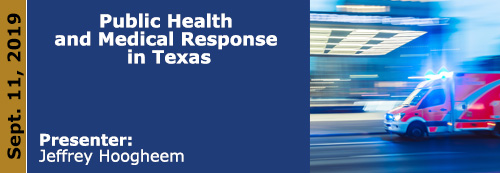 Public Health and Medical Response in Texas