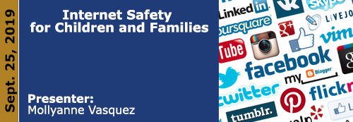 Internet Safety for Children and Families