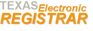 Texas Electronic Registrar