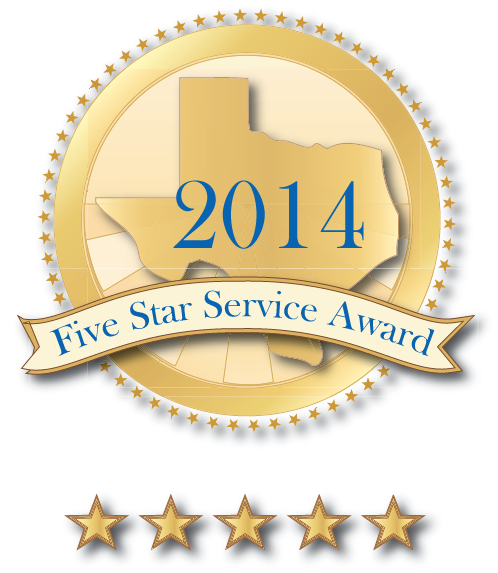 2014 Five Star Award Logo