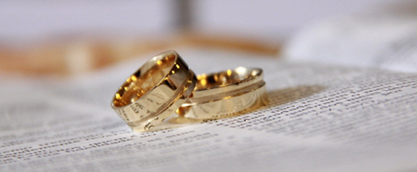Marriage and divorce records