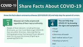thumbnail of COVID-19: Share Facts - English
