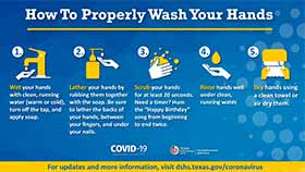 thumbnail of How to Wash Your Hands - English