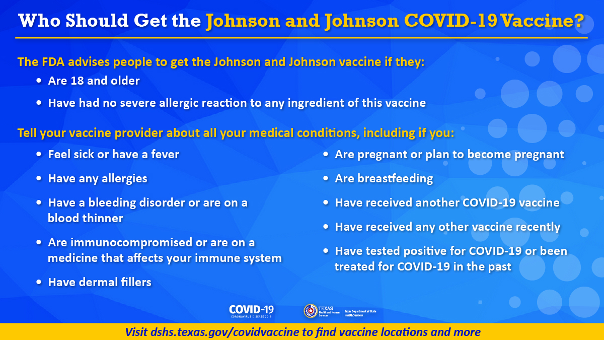 Who Should Get the Johnson & Johnson COVID-19 Vaccine - thumbnail