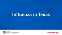 Influenza in Texas
