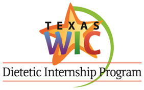Texas WIC Dietetic Internship Program logo