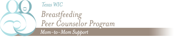 Breastfeeding Promotion, Department of State Health Services