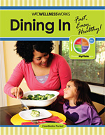 Dining In coordinator packet cover