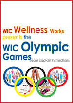 WIC wellness works Olympic Captain Booklet