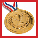 WIC wellness works Olympic Medals