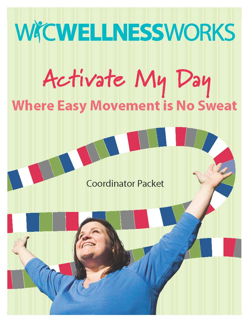 Activate My Day Coordinator Cover