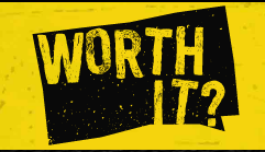 Worth It Campaign Logo