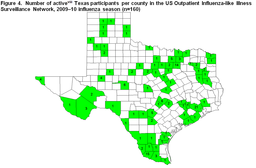 Texas Department of State Health Services Infectious Disease