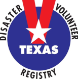Llink to Texas Disaster Volunteer Registry site