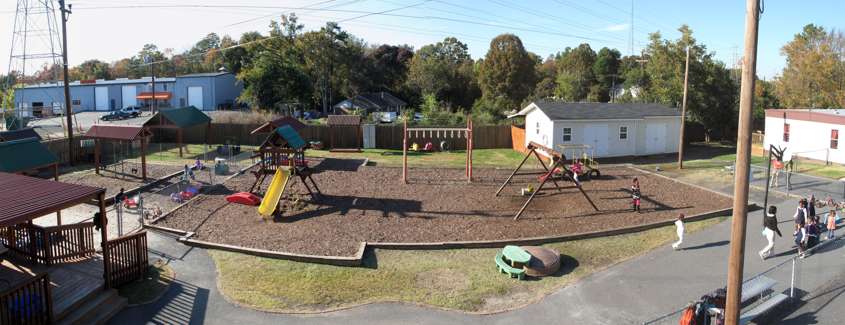 EarlyLearningCenter before photo